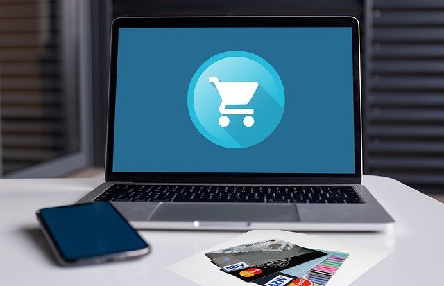 Ecommerce Shopping Cart Buying  - mohamed_hassan / Pixabay