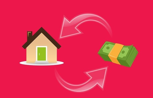 Mortgage House Cash Business Buy  - mohamed_hassan / Pixabay