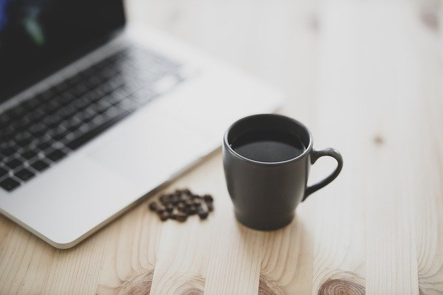 Coffee Laptop The Work Computer  - Engin_Akyurt / Pixabay