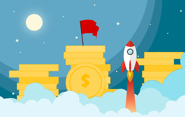 Money Rocket Space Profit Boost  - mohamed_hassan / Pixabay